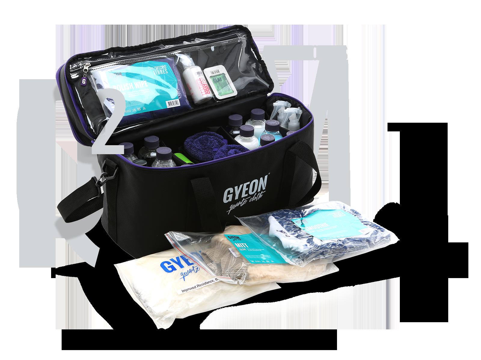 useful Gyeon bags